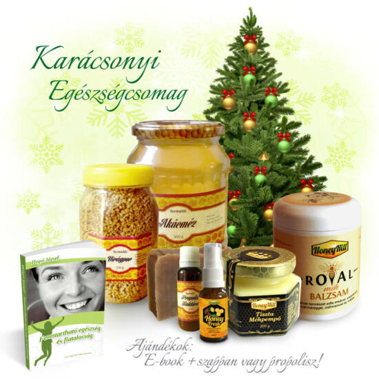 Karácsonyi Egészségcsomag