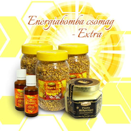 HoneyHill Energiabomba csomag - Extra