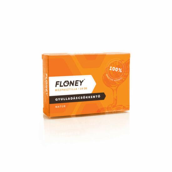 Floney Gyulladáscsökkentő Mézpasztilla - natúr