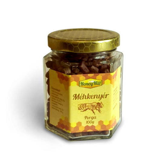Honeyhill Méhkenyér/Perga 100 g