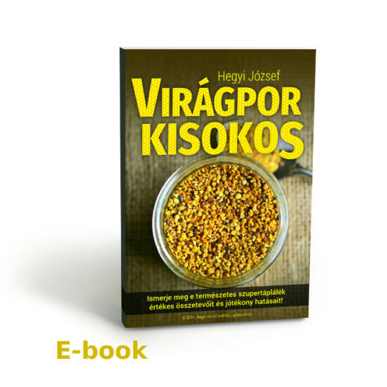 Hegyi József: Virágpor Kisokos - E-book