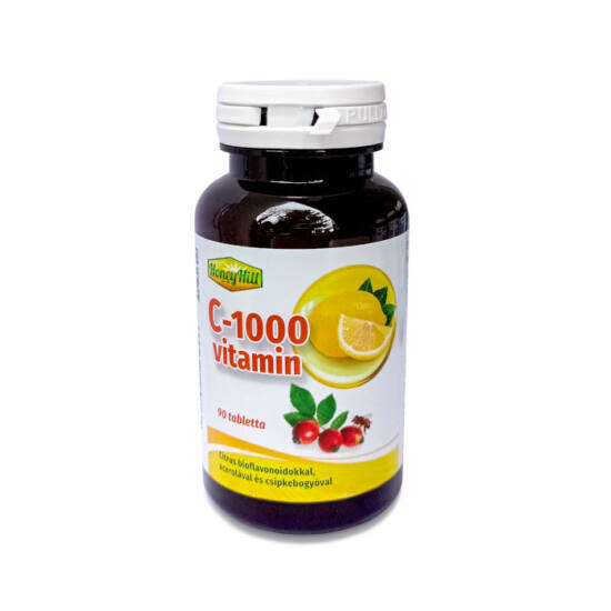 HoneyHill C-1000 vitamin