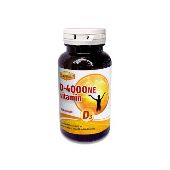 HoneyHill D-4000 vitamin
