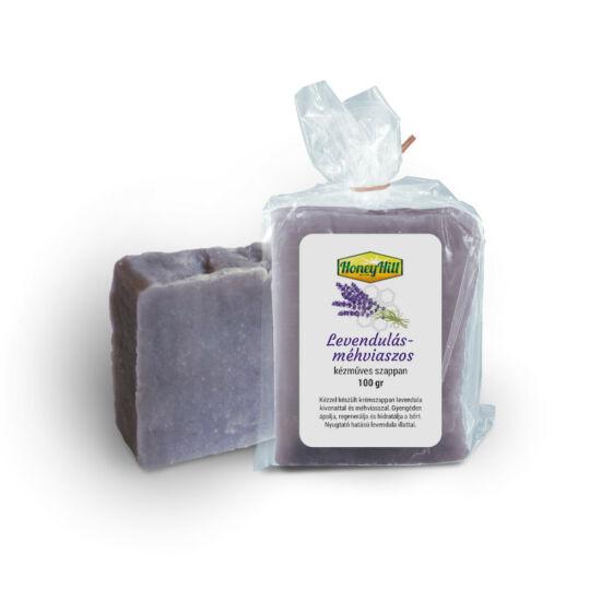 Honeyhill levendulás-méhviaszos szappan