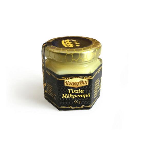 HoneyHill Tiszta Bio Méhpempő 50 g
