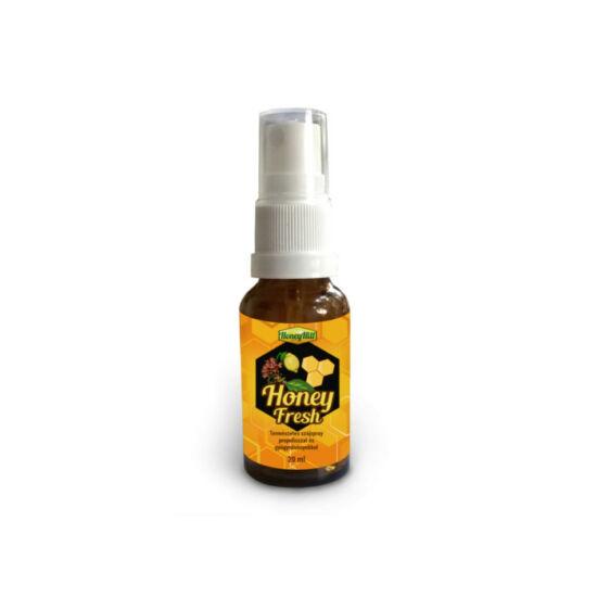Honey Fresh természetes szájspray